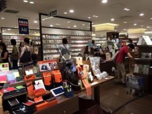 ぽち袋のコレッポチ、阪急百貨店にて出店中。
